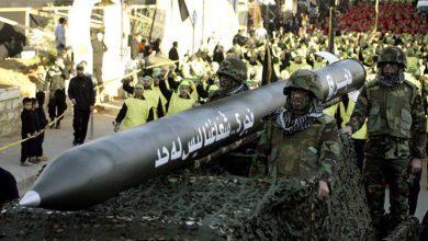 حزب الله يملك ستين ألف صاروخ وقذيفة