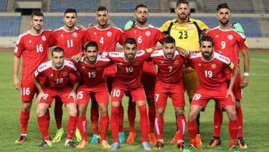 فوز المنتخب اللبناني على التايلاندي ب 5 أهداف ضمن التصفيات الآسيوية لكأس العالم 2015