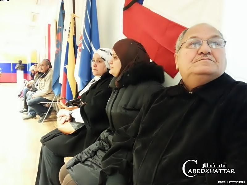 لجنة العمل الوطني الفلسطيني يعزي برحيل صديق فلسطين شافيز