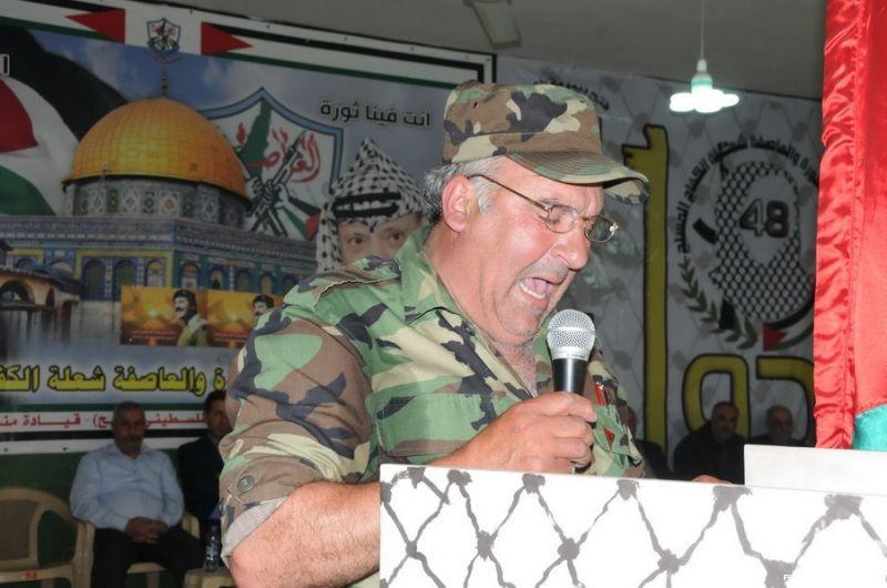 جبهة التحرير العربية تحتفل بذكرى انطلاقتها 44 في مخيم البداوي