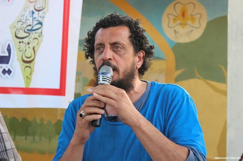 لقاء للأمن المجتمعي في مخيم البداوي لن نسمح لأحد أن يخرب مخيمنا