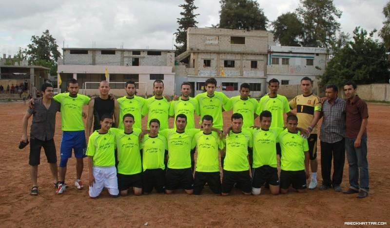 نادي النهضة الرياضي عين الحلوة لكرة القدم بطل منطقة صيدا والجنوب