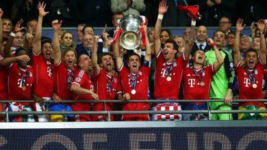 بايرن ميونيخ يتوج بطلا لدوري أبطال أوروبا