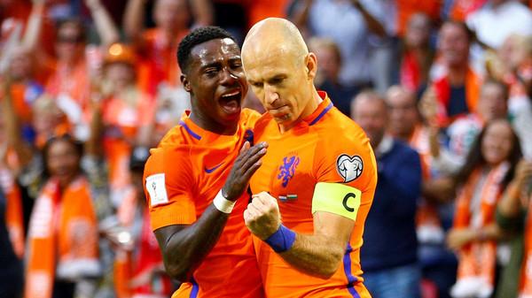 بروبر يحافظ على آمال هولندا في التأهل للمونديال