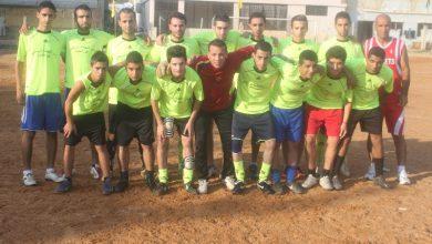الانصار عين الحلوة بطل دورة كاس الشهيد عبد الرحمن خليل جمعة لكرة القدم