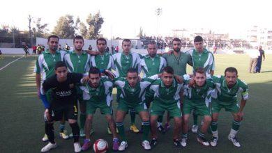 تعادل نادي القدس مع نادي الهلال بنتيجة 1 - 1