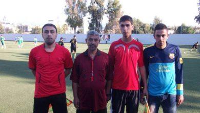 فاز نادي القدس على نادي النضال بنتيجة 6 - 3