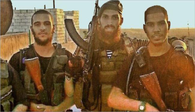 مقتل 4 مسلحین بريطانيين بسوريا بالصيف الماضي