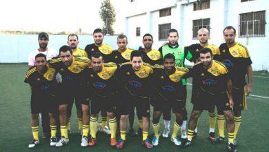 فاز نادي الاشبال على نادي القدس في مبارة نصف نهائي من دورة الشهيد ابو على مصطفى