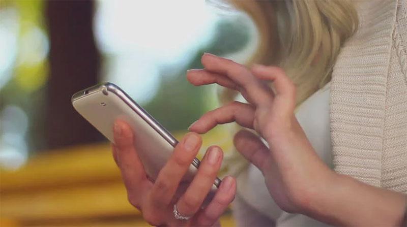 رسالة SMS