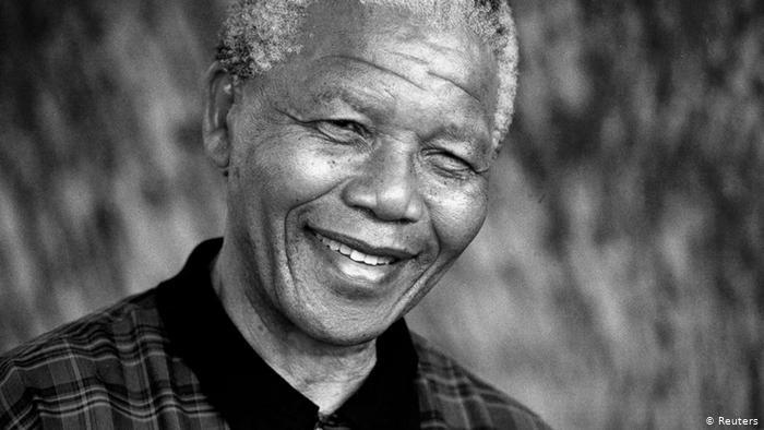 Nelson Mandela ist tot    Palästina hat einen Freund verloren