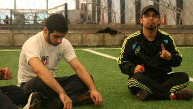 نادي النهضة عين الحلوة يشارك right to play ورشة عمل بمجال التدريب