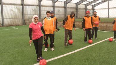 التعاون مع نادي النهضة عين الحلوة تختتم ورشة كرة قدم للمدربين في ستريت بول صيدا