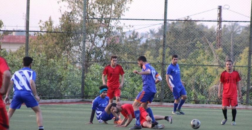 العودة والمحبة لنهائي دورة الشهيد باسل الأعرج لكرة القدم