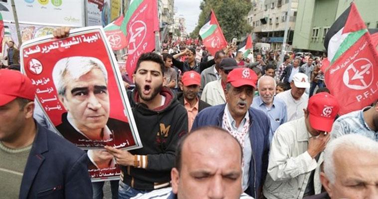 اعتصام شمال لبنان تضامناً مع الحركة الأسيرة والقائد سعدات