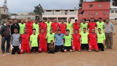 نهضة عين الحلوة بطل بطولة كاس الانطلاقة 49 لحركة فتح لكرة القدم في مخيم عين الحلوة
