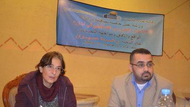 القدس للإنباء تنظم ورشة عمل حول الإعلام الالكتروني الفلسطيني في لبنان