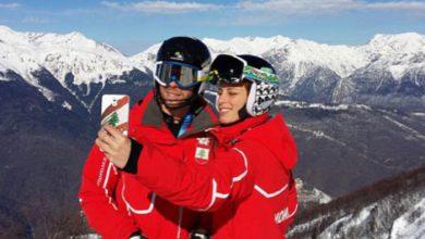 كرامي طلب التحقيق في صور لاعبة التزلج اللبنانية الى سوتشي