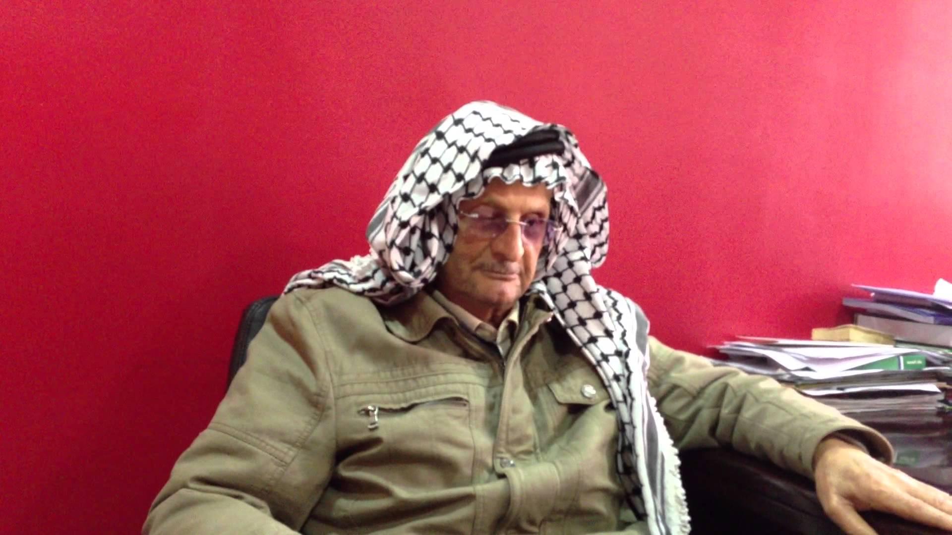 الفنان الفدائي أبو عرب يلتحق بنجله الشهيد