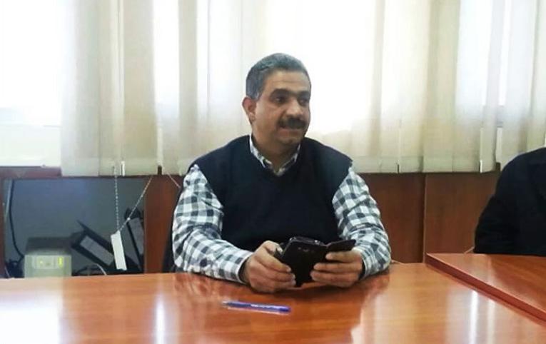 وفاة الرفيق المرحوم موفق عمر بهيج عضو قيادة الجبهة الديمقراطية في الشمال
