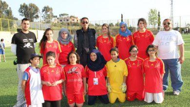 نتائج وتصفيات مباريات الاولمبياد فلسطيني 2014