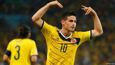 كولومبيا تتأهل بجدارة إلى ربع نهائي المونديال بعد التخلص من أوروغواي