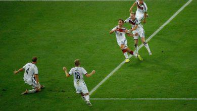 ألمانيا تنصب نفسها بطلة للمونديال وتضيف الكأس الرابعة عبر الشباك الأرجنتينة