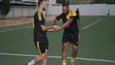 فوز نادي القدس على نادي الناصرة بنتيجة 3 - 0