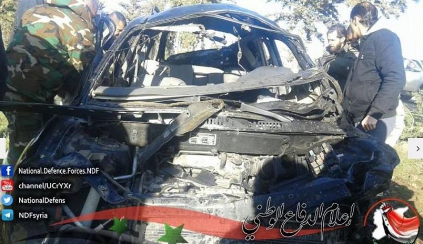 غارة إسرائيلية تستهدف عنصرا بفوج الجولان السوري