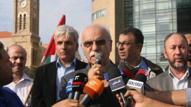 لجنة العودة إلى فلسطين تنظم وقفة تضامنية مع الأقصى في بيروت