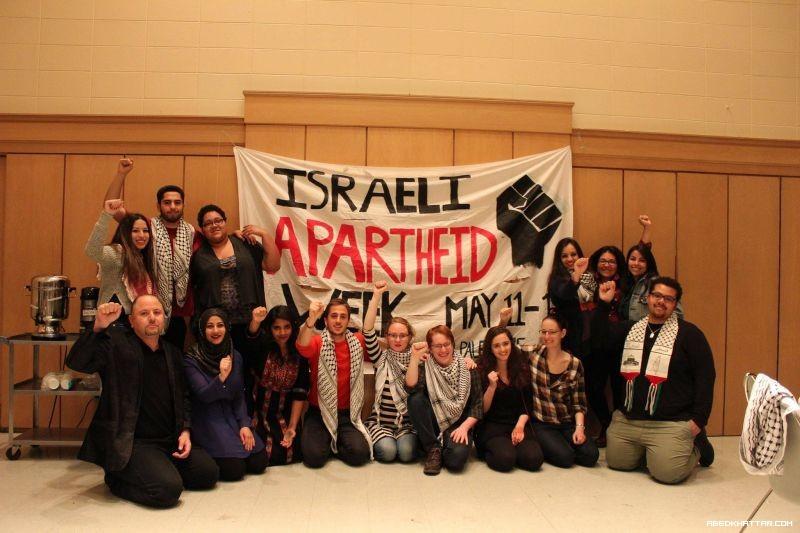 الولايات المتحدة || إنطلاق أسبوع الأبارتهيد الإسرائيلي في العديد من الجامعات الأميركية