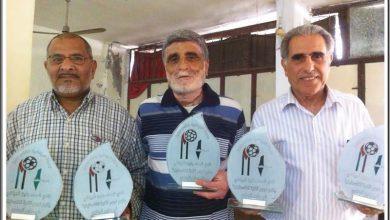 نادي شهداء جنين الرياضي يكرم نجوم الكرة الفلسطينية في مخيم البداوي