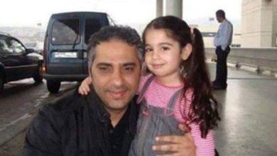 كشف حقيقة صورة فضل شاكر مع الطفلة في المطار..