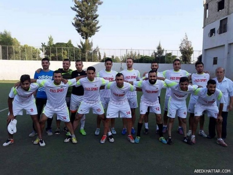 فوز نادي النضال على نادي الأجيال بركلات الترجيح بعد تعادل الفريقين في المبارة بنتيجة 2 _ 2
