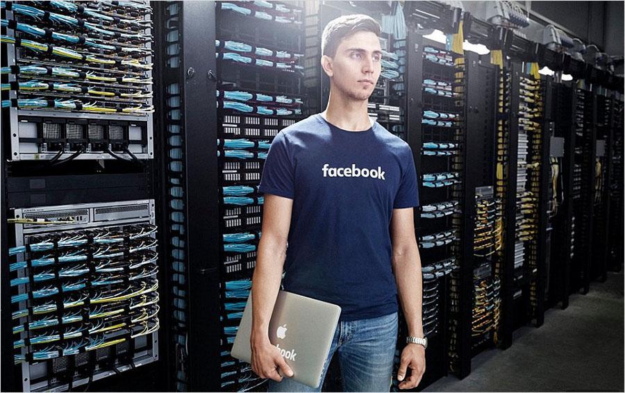 مراكز الخوادم السرية التابعة لفيسبوك