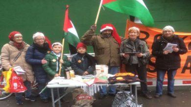 بابا نويل الفلسطيني