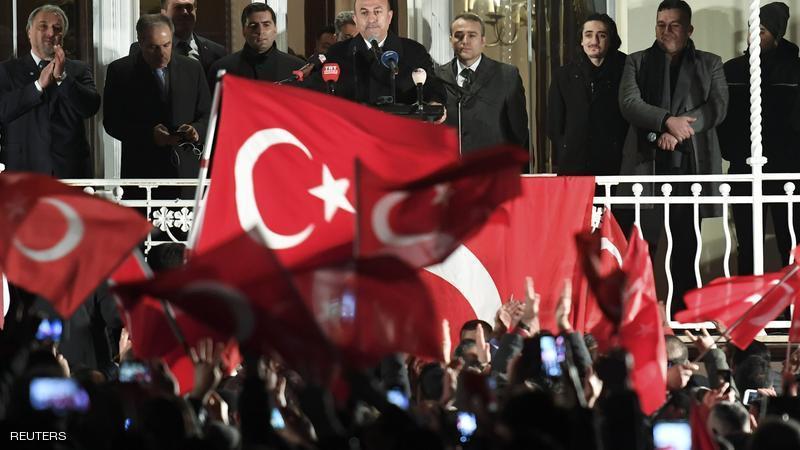 برلين || تركيا زادت أنشطة التجسس في ألمانيا