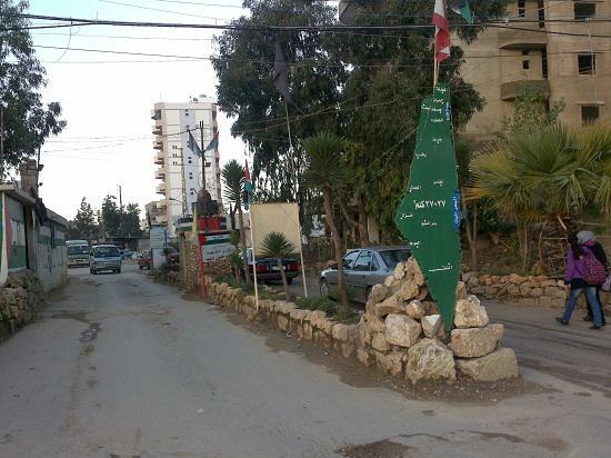 خوف وهلع في شوارع مخيم البداوي