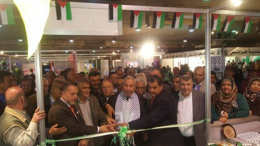 مشاركة فلسطينية لافتة في معرض الكتاب الدولي بطرابلس