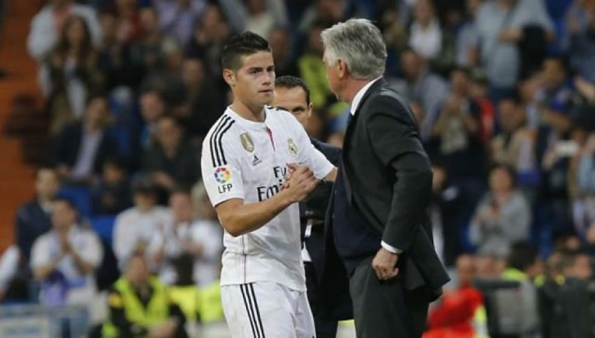 أنشيلوتي يستهدف نجم ريال مدريد