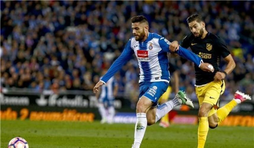 غريزمان يقود أتلتيكو مدريد لتجاوز عقبة إسبانيول