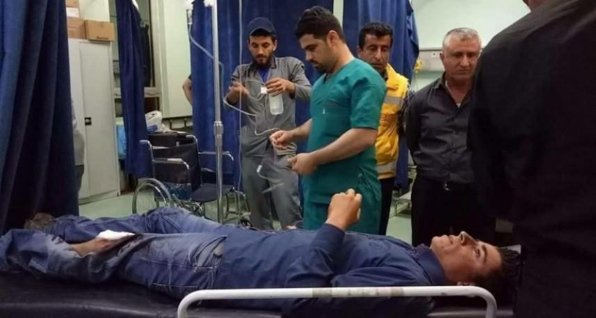 إصابات باطلاق نار في العراق احتفالاً بفوز برشلونة