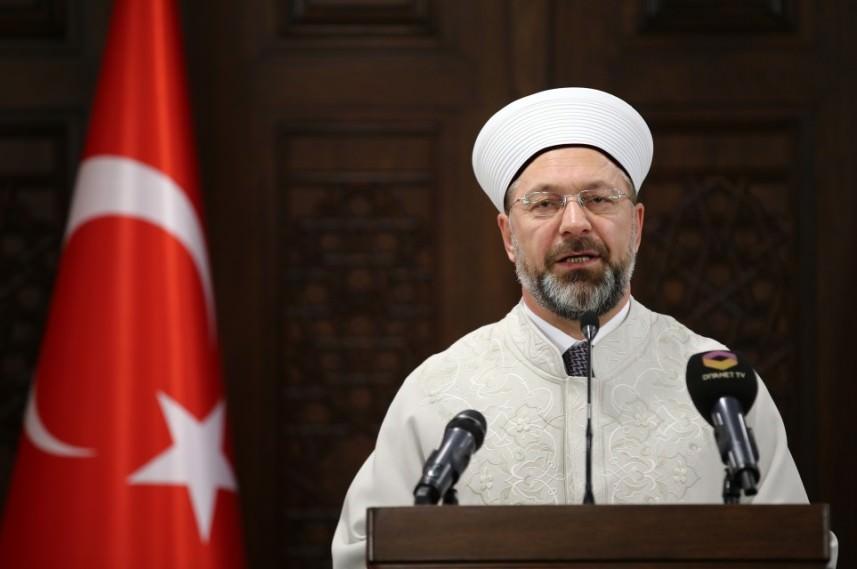 رئيس الشؤون الدينية التركي: الذين لم يكترثوا للقدس سيقفون خجلين أمام التاريخ