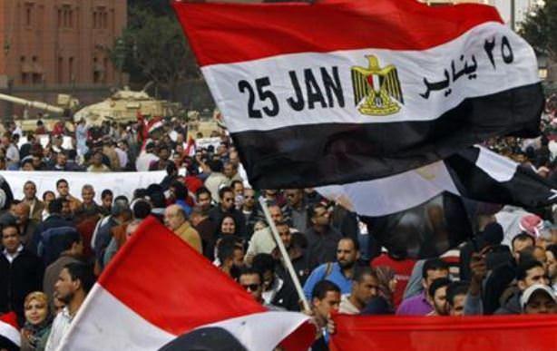 ثورة 25 يناير قطعة مشاهدة !