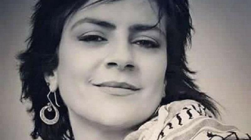 الفنانة الفلسطينية ريم البنا في ذمة الله