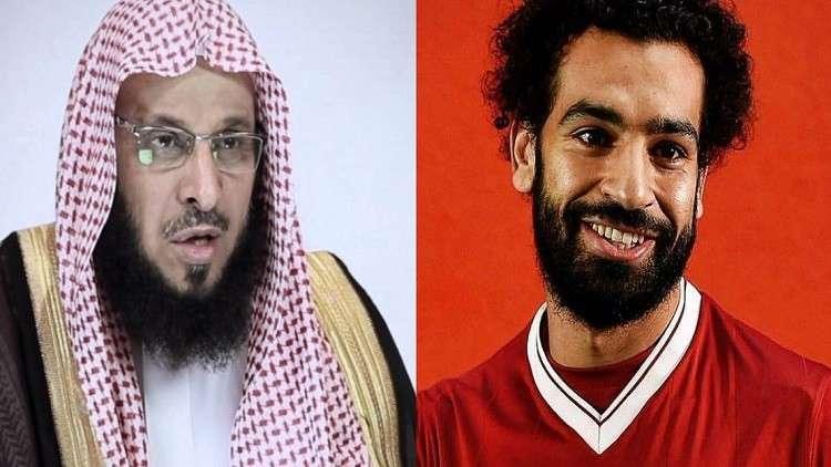 داعية سعودي يعلق على سجود المصري محمد صلاح في الملاعب الأجنبية