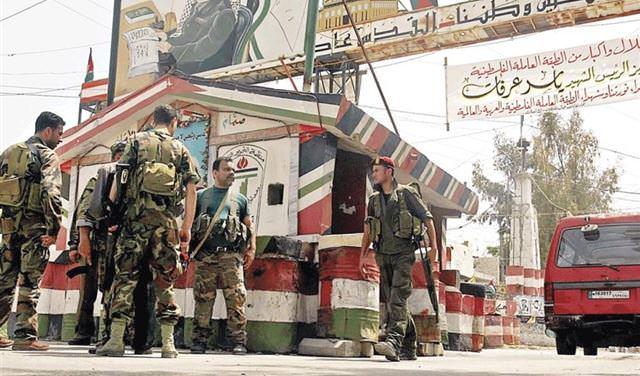 الجيش يعتقل قيادياً كبيراً في فتح