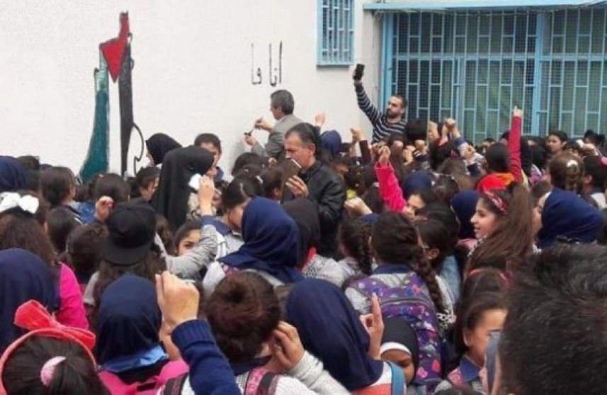 اعتصام طلابي احتجاجاً على قرارات الأونروا غداً في مخيم البداوي