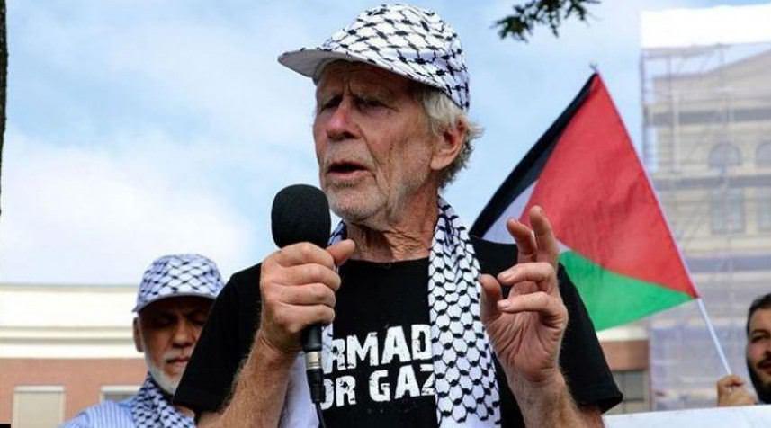 أسطول الحرية لكسر حصار غزة يصل روتردام الهولندية