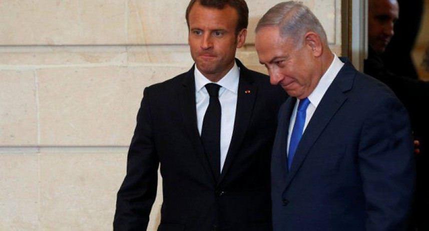 ماكرون لنتنياهو    يجب إيجاد حل للأزمة الإنسانية في غزة